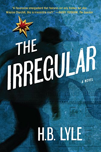 Image of The Irregular: A Different Class of Spy