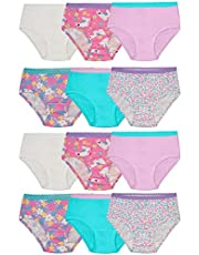 Fruit of the Loom Toddler Girls' Brief (Pack of 12)