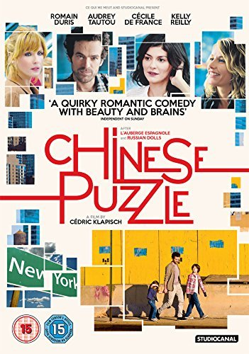 Chinese Puzzle [DVD] by Romain Duris B01I06P8RU