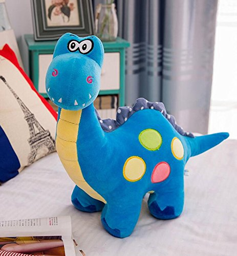 Dalino Soft Stuffed Toys Stuffed 30cm Dinosaur Plush Stuffed Animal Toy for Baby Gifts Kid Birthday Party Gift(Green) by Dalino