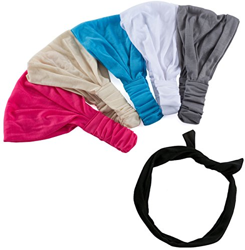 Headbands for Women - Wide Headbands - Hair Accessories for Women by - Apparel Mutli