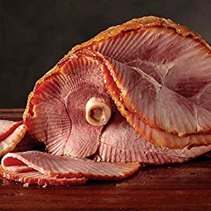 Omaha Steaks Spiral-Sliced Ham (8-Pound)