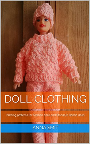 Amazon Doll Clothing Knitting Patterns For Fashion Dolls And