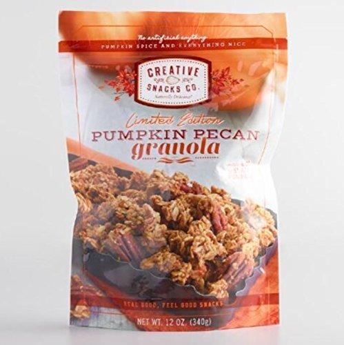 (Creative Snacks Co. Pumpkin Pecan Granola 12 oz.)