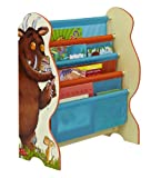 Gruffalo The Kids Sling Bookcase - Bedroom Storage by HelloHome