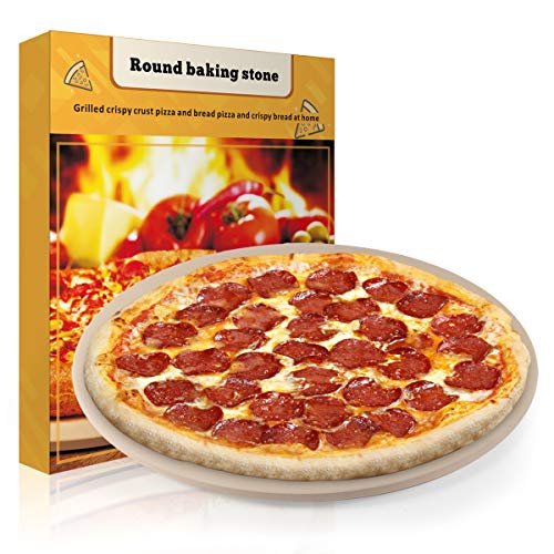 Pizza Stone 15 Round