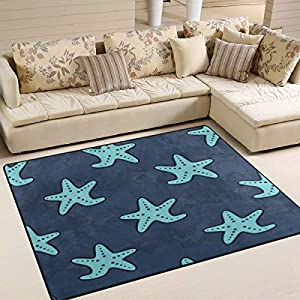 51Rp-1OX8KL._SS300_ Starfish Area Rugs For Sale