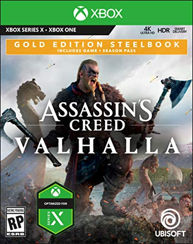 Assassin's Creed Valhalla Gold Steelbook Edition – Xbox One - Digital Market News