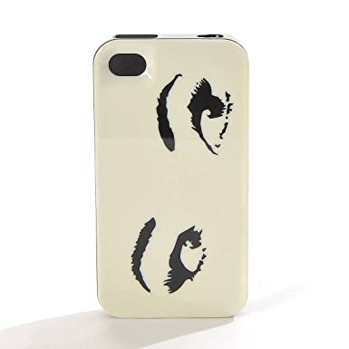 new product 39852 7343b Kate Spade All Eyes iPhone 4 4S Hardshell Phone Case Cover