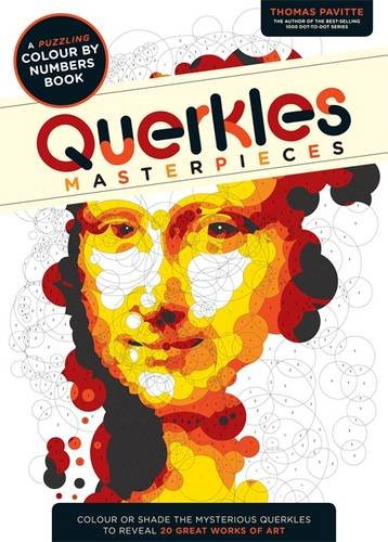 Querkles Masterpieces: A Puzzling Colour by Numbers Book