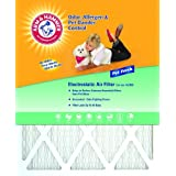 14x20x1 Arm and Hammer; Air Filter, MERV 9