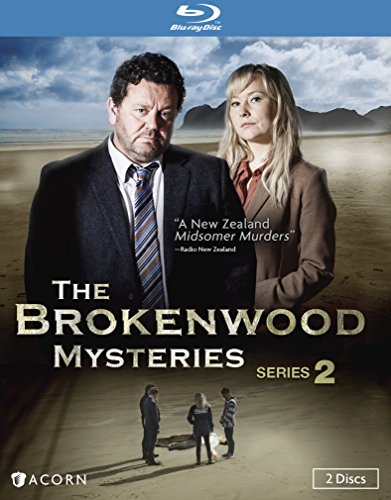 Brokenwood Mysteries, Series 2 [Blu-ray]