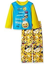 emoji boys Expressions 2-piece Pajama Set