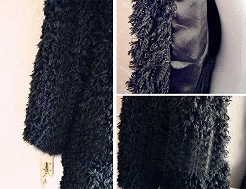 Vlunt - Abrigo - para niña negro