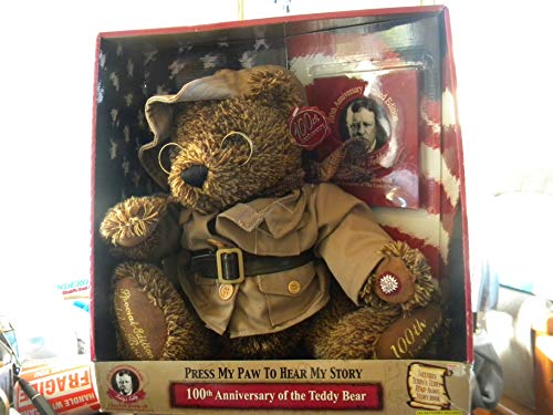 100th anniversary teddy bear - 2