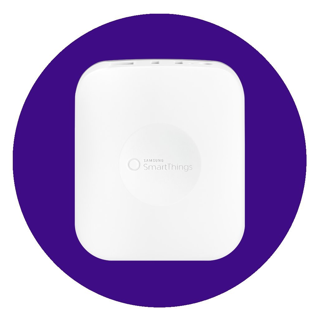 Samsung SmartThings Hub Version 2