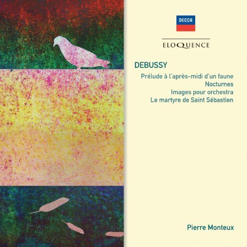 Debussy: Orchestral Works by Eloquence Australia by