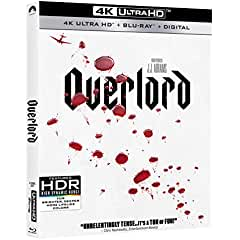 OVERLORD lands on Digital Feb. 5 and on 4K Ultra HD, Blu-ray, and DVD Feb. 19 from Paramount