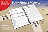 SaltWrap The Daily Fitness Planner - Gym Workout