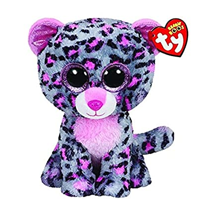 JEWH Ty Beanie Boos Elephant and Monkey Plush Doll Toys for Girl Rabbit Fox Cute Animal