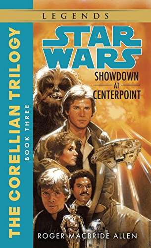 Showdown at Centerpoint by Roger MacBride Allen