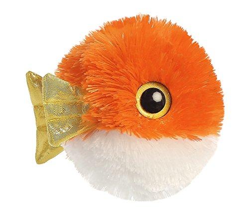 Aurora World 29181 5-Inch Spinee Porcupine Fish Soft Toy ()