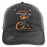 I Love Ballet Hat, Watch Me Trucker Cap (Trucker Cap - Black)