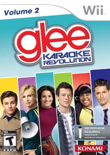 Karaoke Revolution Glee: Volume 2 - Nintendo Wii
