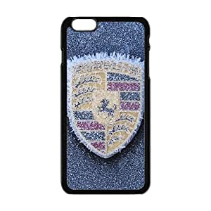 WULIU Porsche sign fashion cell phone case for iPhone 6 plus 6