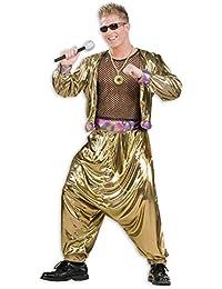 Men's 80's Video Superstar Costume