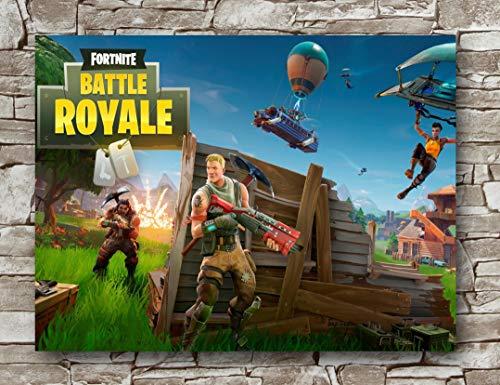 Top fortnite poster battle royale