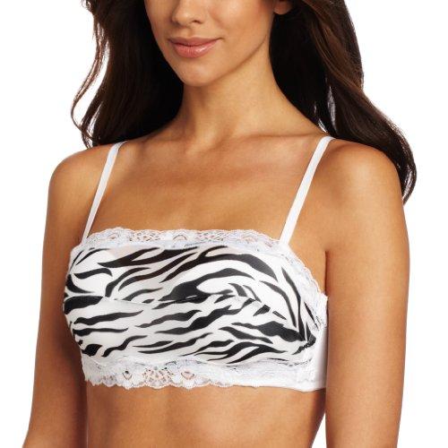 Fashion Forms Spandex Bra (Fashion Forms Women's Cami Too Bra, White, 34C)