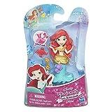 Set of 6: Disney Princess Little Kingdom Classic Dolls - Ariel, Snow White, Rapunzel, Merida, Tiana, Mulan