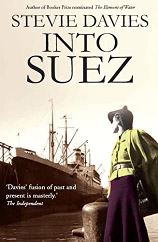 book cover of Into Suez