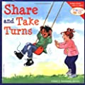 Share And Take Turns Learning To Get Along Book 1 by Free Spirit Publishing