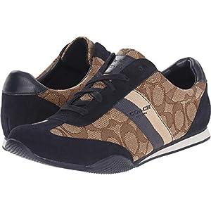 Coach Women's Kelson Signature Sneaker