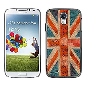 SKCASE Center / Funda Carcasa - Bretaña Rústico Gb Londres;;;;;;;; - Samsung Galaxy S4