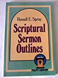 img - for Scriptural sermon outlines (Pulpit library) book / textbook / text book