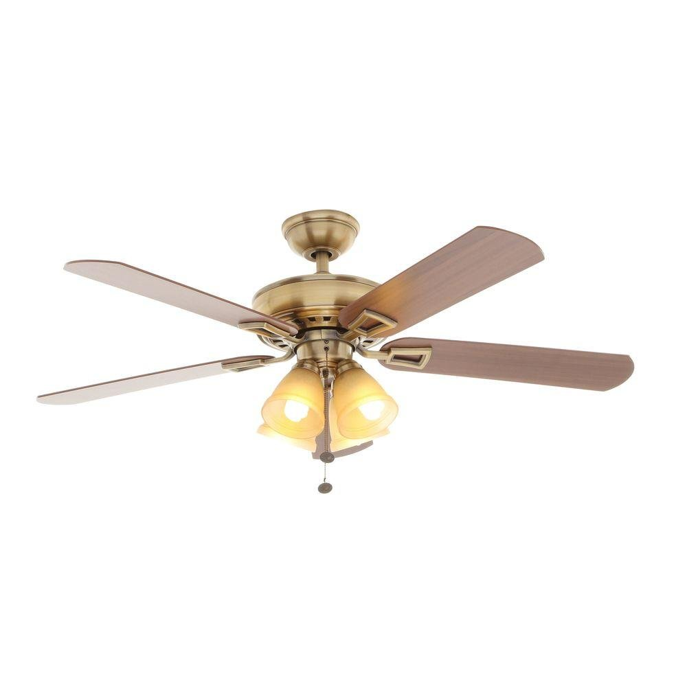 Hampton Bay Ceiling Fan Electrical Wiring Diagram