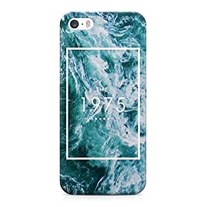 The 1975 Ocean Sea Water Tumblr Hard Plastic Snap-On For Ipod Touch 5 Phone Case Cover