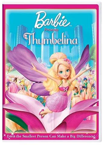 Barbie Presents Thumbelina (Thumbelina Coloring Book)