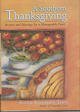 book cover of A Southern Thanksgiving