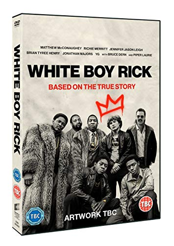 913a06d3635 White Boy Rick  DVD   2018   Amazon.co.uk  DVD   Blu-ray