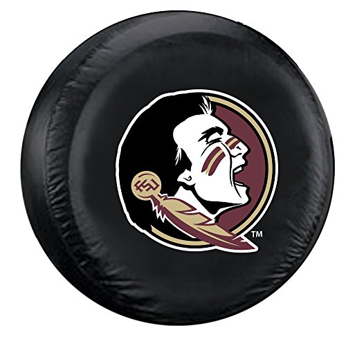 Fremont Die NCAA Florida State Seminoles Tire Cover, Standard Size (27-29