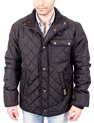 Quilted Poly Fill Jacket - 7