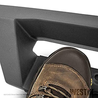 Westin 56-14135 Textured Black Nerf Bars: Automotive