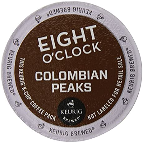 Eight O Clock Colombian K Cups For Keurig K Cup Brewers 72 Count