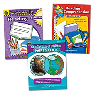 Teacher Created Resources Learning Together: Reading Grade 6 (TCR2088513)