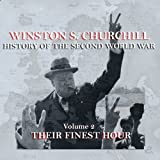 Front cover for the book Their Finest Hour by Winston S. Churchill