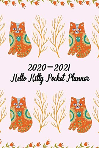 (2020-2021 Hello Kitty Pocket Planner: 2-Year Monthly Calendar Planner | See it Bigger and Plan Ahead Goal and Productivity Planner | Action Plan, Time ... Better Performance, Bigger Results)